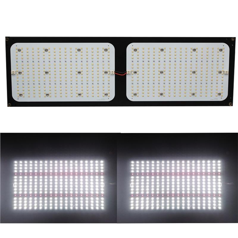 High quality 120W 240W led grow light panel DIY kits for vegetable flowering fruiting Full spectrum 3000k 660nm