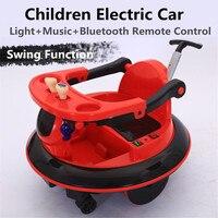 Детские игрушки для езды на машине для детей игрушечный автомобиль для езды на машинах открытый детский электрический автомобиль пульт дис