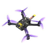 130mm Leader3 / 3SE FPV RC Mini Quadcopter F4 OSD 28A BLHeliS 48CH 600mW Caddx Micro F1 PNP / BNF for FRSKY FLYSKY Accessory