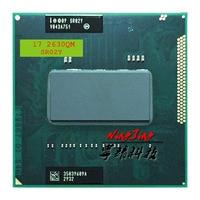 Intel Core i7 i7-2630QM 2630QM SR02Y 2,0 GHz Quad-Core ocho-Hilo de procesador de CPU 6M 45W hembra G2 / rPGA988B