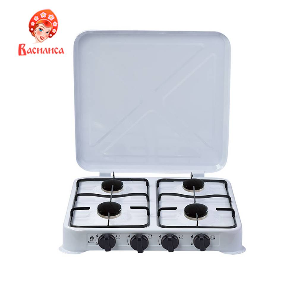 Hot Plates VASILISA 0R-00003015 home kitchen appliances cooking plate cooktop GP4-2100A gas stove hob