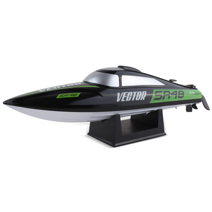 Здесь можно купить  Waterproof RC Boat RTR 45km/H RC Ship Boat Remote Control Toy 2CH Transmitter Summer Water Toy  Игрушки и Хобби