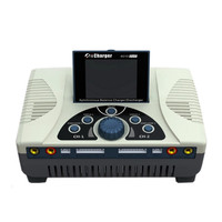 High Quality iCharger 4010 Duo 2000W 40A DC Dual Battery Balance Charger Discharger for 1 10S Lipo Battery