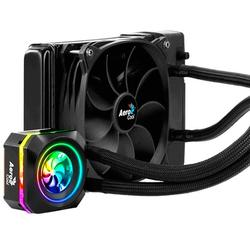 Niedrige Clearance Schlauch Kühlmittel System RGB Aerocool Presse L120 Zu Prozessoren Intel UND AMD