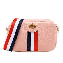 Female Casual Rectangle Shape Mini Portable Single-shoulder Bag PU Leather Phone Coin Bag new trend Handbag Crossbody Bag