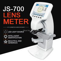 Comprar Lensómetro Digital lensómetro Focimeter JS 700 Autolensmeter pantalla de color pantalla de operación de personalidad
