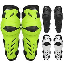 1 пара мотоциклетных наколенников Защитное снаряжение наколенники комплект наколенников Езда Утолщение защита Мото Аксессуары