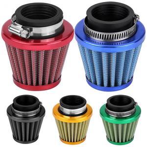 Воздухозаборный фильтр 38 мм, индукционный комплект, Универсальный воздушный фильтр для внедорожных мотоциклов, квадроциклов, внедорожнико...