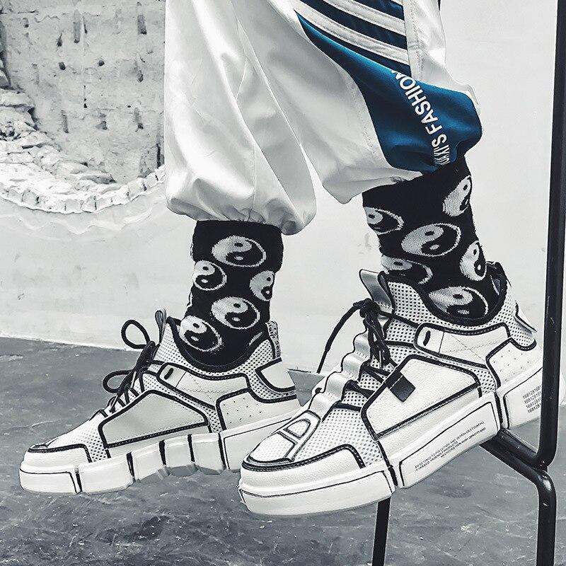 Ry-relaa chaussures de luxe femmes designers plate-forme baskets vent neutre quatre saisons respirant femmes course chaussures pour hommes