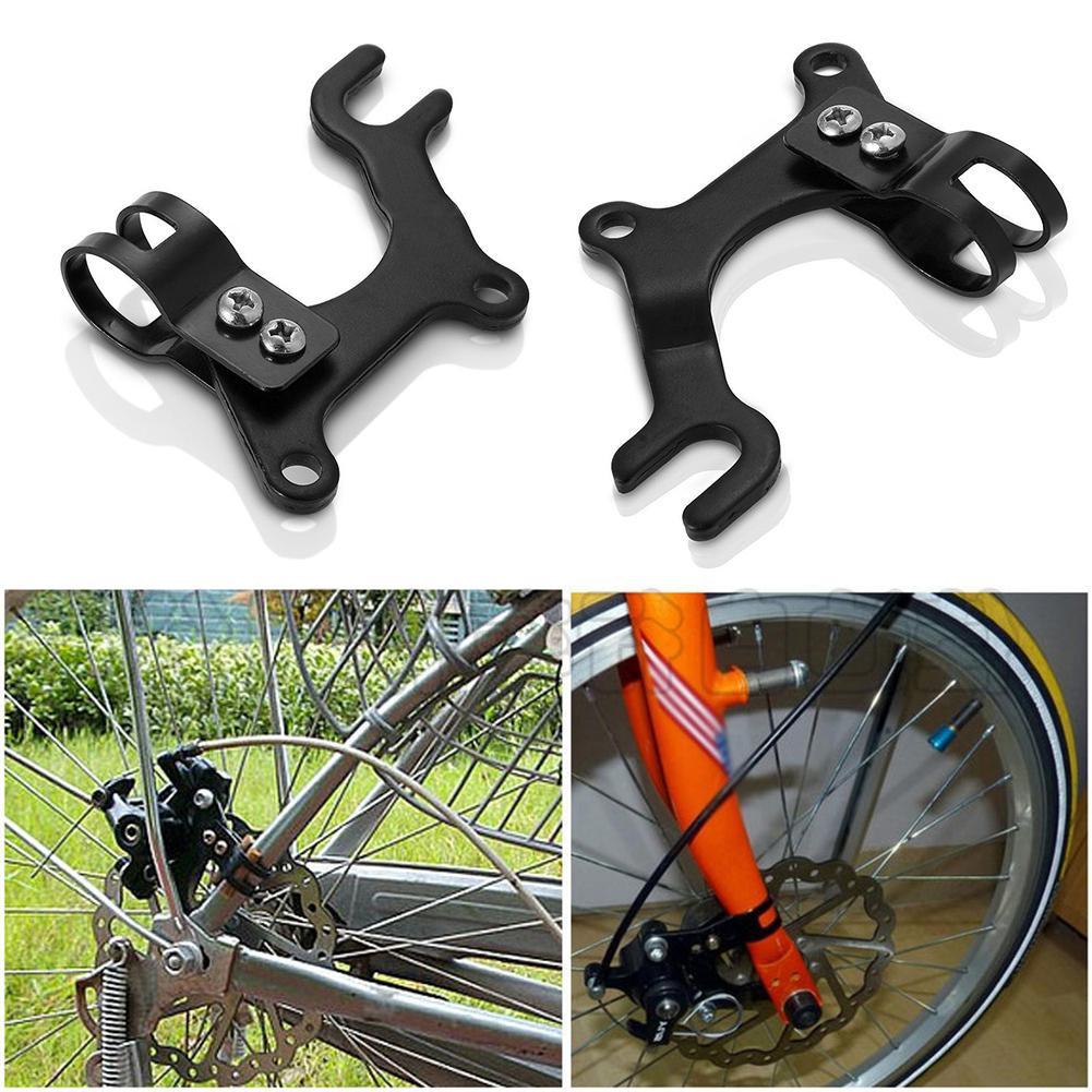 Universal Bicycle Bike MTB Disc Brake Bracket Frame Adaptor Mounting Holder