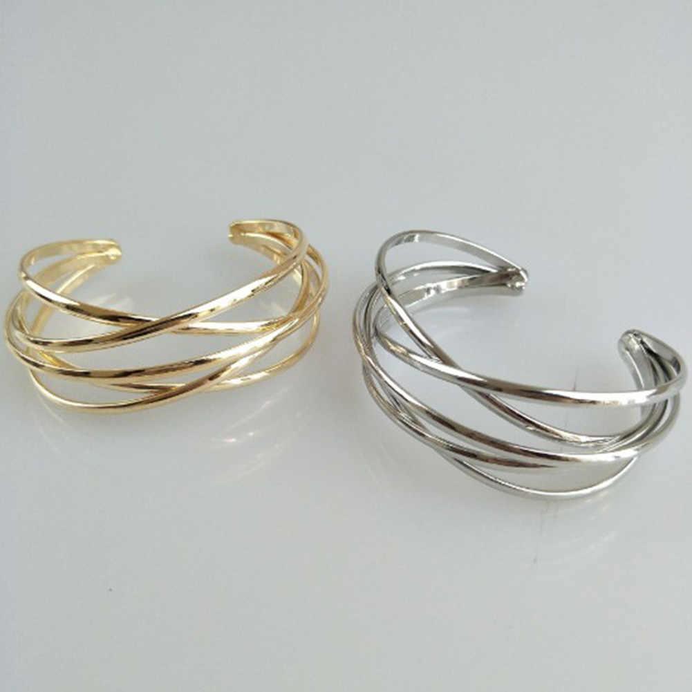 Brazaletes bohemios de moda para mujer, brazaletes de gran bohemia de marca, brazaletes para chicas indias y brazaletes, joyería femenina Linda para mujer
