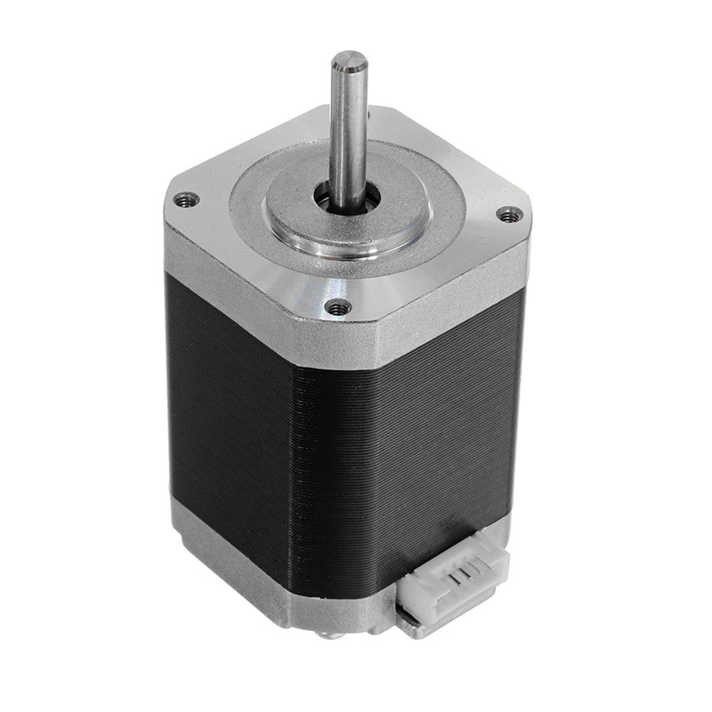 Two Phase 4.83V 1.5A 42-60 RepRap 60mm Y-axis Stepper Motor 1.8 Degrees For CR-10 400 500 3D Printer High Quality kingroon 1pc 3d printer kossel 42 stepper motor 42 two phase stepper motor 1 5a high torque 1 8 degrees with 800mm motor line 0