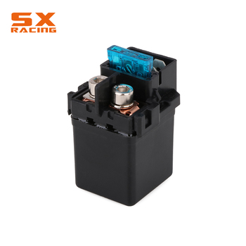 Motorcycle Electrical Parts Starter Relay Solenoid For HONDA CA125 CB250 CB250F CB400SF CB500 CB1000F CB1100 CB1300 CBR125R image