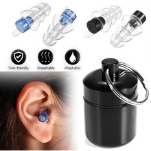 Anti Noise Ear Plugs Sleep Noise Reduction Cancelling Musici