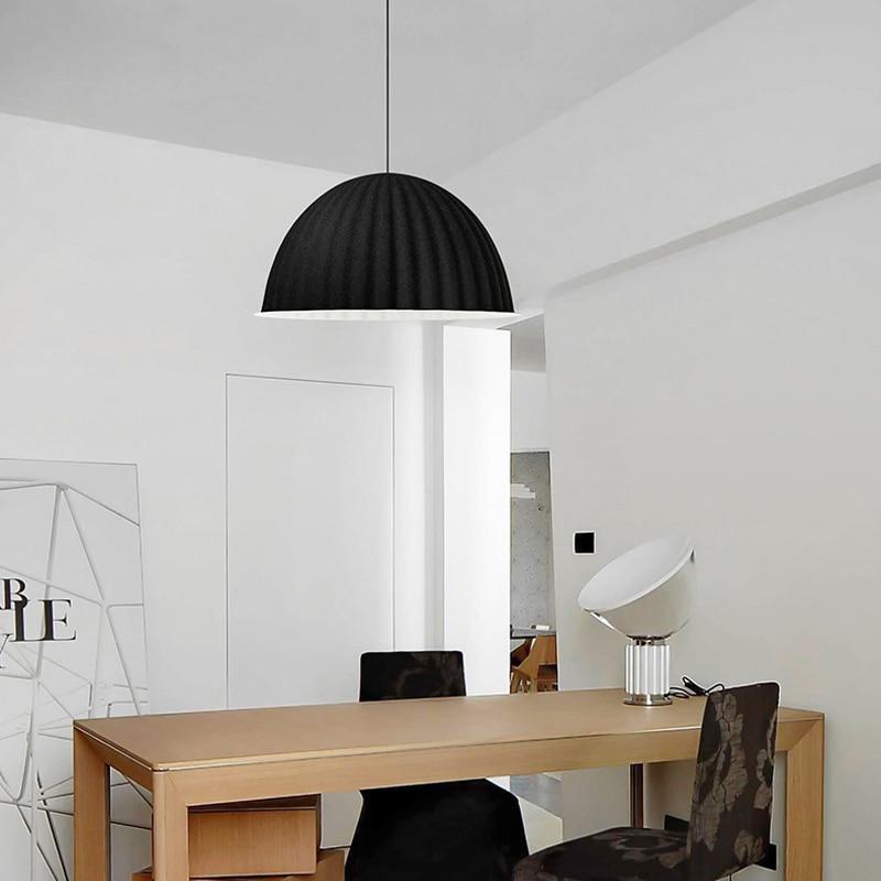 В соответствии с подвеска колокольчик свет iskos Берлине подвесной светильник Suspendu подвесные люстры лампы для Обеденная Кухня освещение - 3
