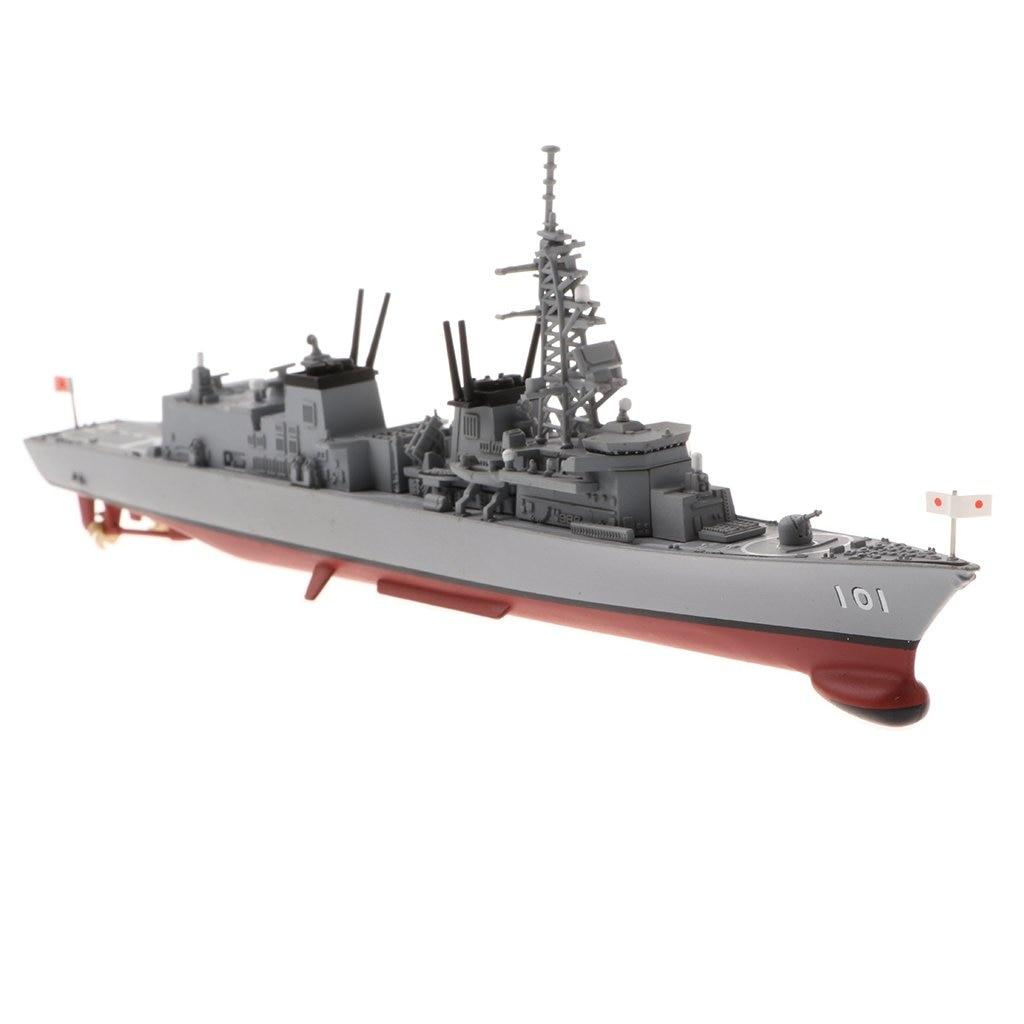 1: 900 japonais destructeur armée véhicule navire modèle de collection décoration jouets éducatifs cadeau d'anniversaire pour enfants enfants