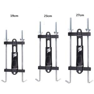Image 4 - Universal Metal Adjustable Battery Holder Stabilizer Mount Storage Rack Fixed Bracket Stand Automobile Car 19/23/27CM