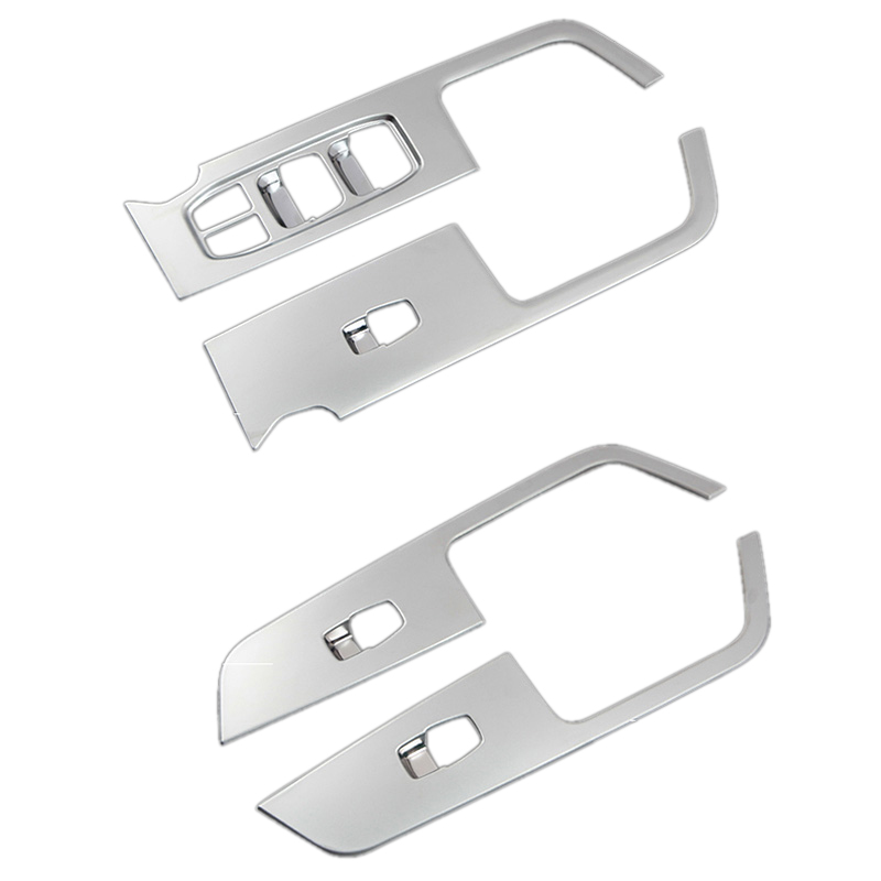 Liberal For Hyundai Ix25 Creta Chrome Inner Door Armrest Window Switch Cover Decoration Control Panel Auto Accessories 2015-2019 Let Our Commodities Go To The World Frames & Fittings Back To Search Resultsautomobiles & Motorcycles