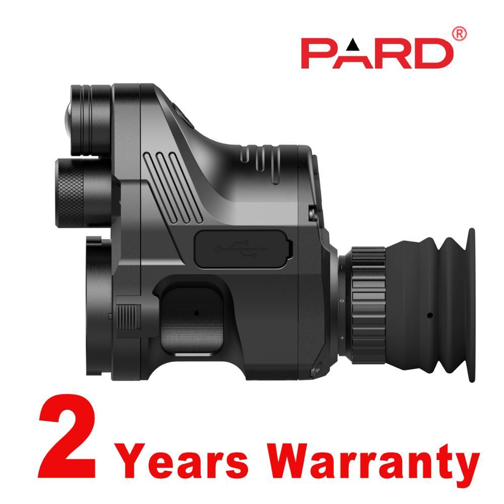 NV007 PARD инфракрасная ИК-камера ночного видения 1080 P HD ночного видения Оптика дикая игровая видеокамера области ночного охоты Rilfe Scope