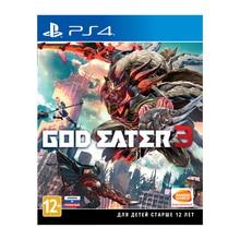 Игра для Sony PlayStation 4 God Eater 3, русские субтитры