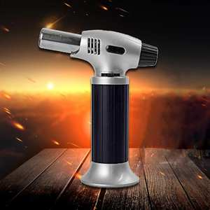 monokweepjy Kitchen Welding Gun Outdoor BBQ Cooking Torch