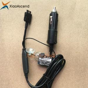 For GARMIN GTM 21 GTM21 FM Lifetime Trafic Receiver Nuvi610 660 760 765 775 860 Zumo500 550 C510 Car Charger(China)