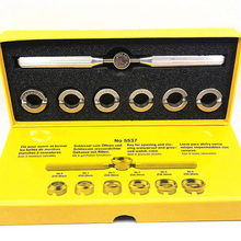7 Pcs Watch Tools Clock Watch Opener Repair Tool Easy Open Watch Back Case For ROLEX