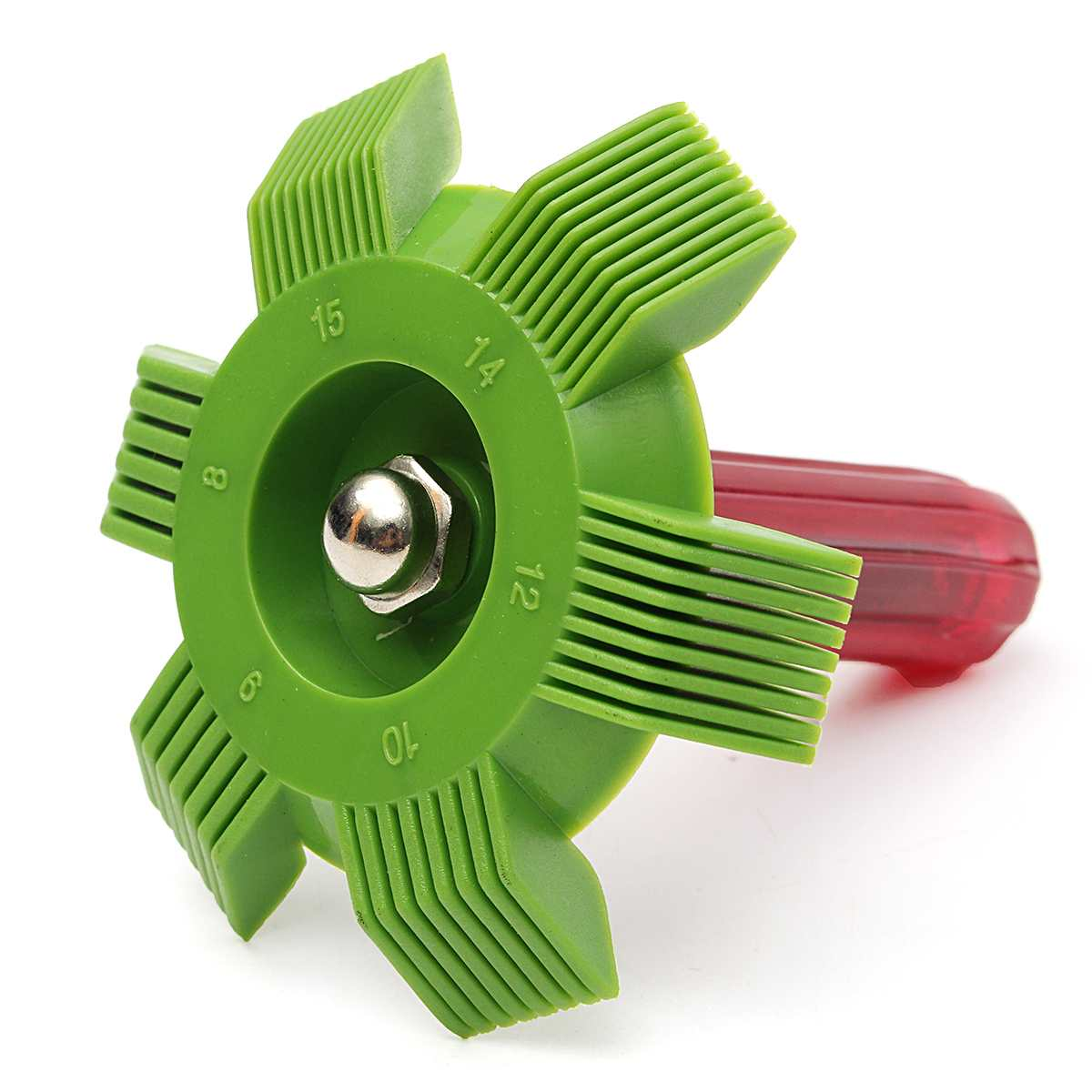 Car OEM Tools A//C Radiator Evaporator Fin Straightener Comb Rake 8,9,10,12,14,15