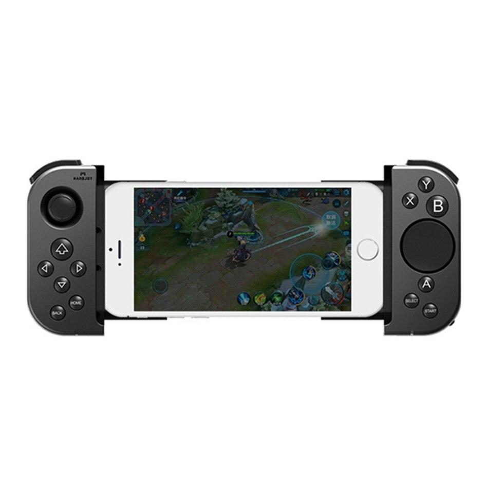 HandJoy Tmax Bluetooth Téléphone Joystick Gamepad Jeu Sans Fil Contrôleur Joypad Pour PUBG Mobile Mobile pour IOS Android