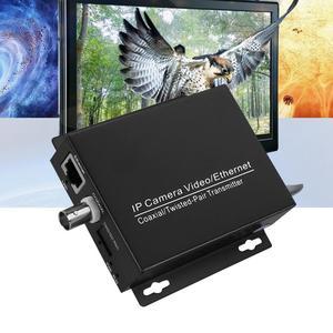 Image 4 - 1 ペアイーサネットipエクステンダー同軸hdネットワークキットeoc上同軸ケーブル伝送のセキュリティcctvカメラ