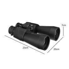 12-24X60 Magnification Bak-7 Prism Waterproof HD Optic Telescope Binocular Night Vision for Zoom Travel Camping Hiking Hunting