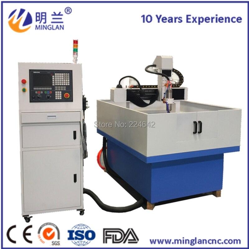 6060 metal engraving machine cnc metal mold machine cnc panel moulding machine