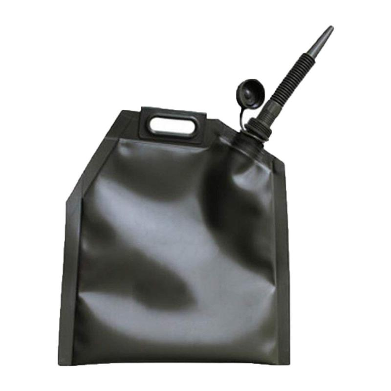 10L 20L 30L Portable Oil Drum Car Motorcycle Spare Fuel Tank Small Size Light Weight Easy