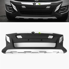 Mouldings Decoration Automobile Modification Tuning Car Rear Diffuser Front Lip Bumpers 13 14 15 16 17 FOR Volkswagen Tiguan