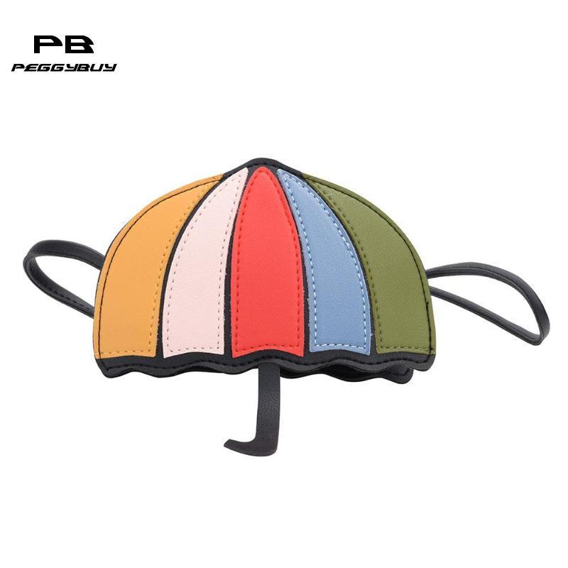 Gepäck & Taschen Kinder- & Babytaschen Regenschirm Design Leder Kinder Handtasche Mädchen Messenger Schulter Taschen Geldbörse Bestellungen Sind Willkommen.