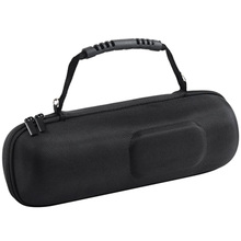 New Pouch Bag For JBL Charge 4 Travel Protective Cover Case Charge4 Bluetooth Speaker Extra Space Plug & Cables Belt