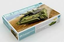 Trompetista 1/35 00365 BMP-3 com Atualização Armadura