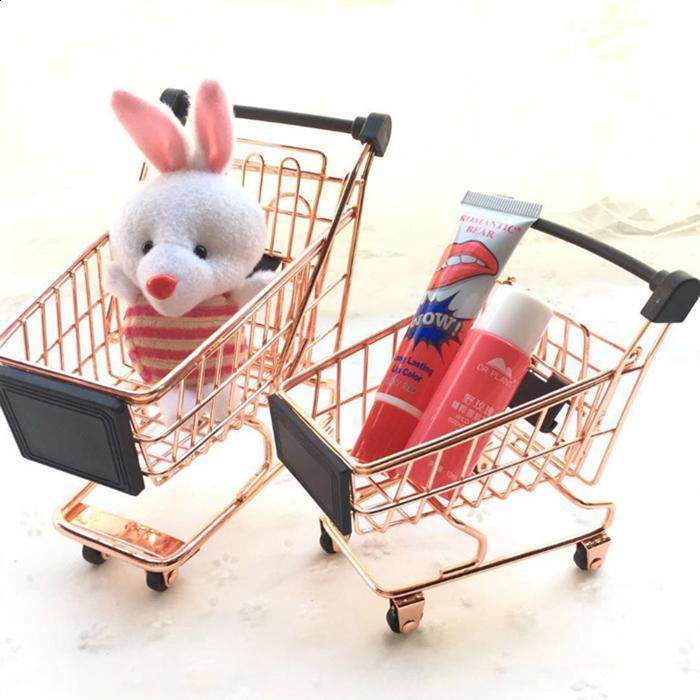 Pretend Small Creative Strollers Play Supermarket