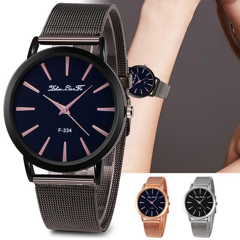 New Arrival Exquisite Simple Style Women Watches Fashion Quartz Wristwatches Brand Woman Business Clock Casual Montre Femme