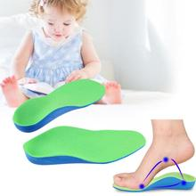 10 Size Children Kids Eva Orthopedic Insoles Children Flat F