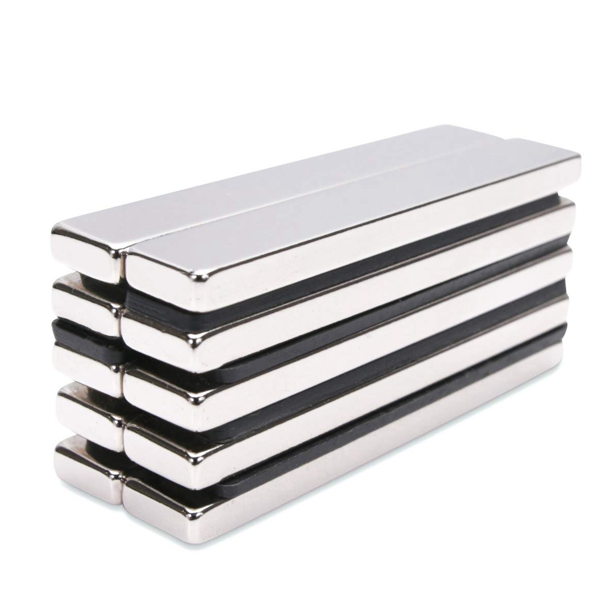 Super Strong Neodymium Bar Magnets Powerful Rare Earth Magnet Bars Strong Anti-Rust Magnets For Fridge Classroom Office HanginSuper Strong Neodymium Bar Magnets Powerful Rare Earth Magnet Bars Strong Anti-Rust Magnets For Fridge Classroom Office Hangin