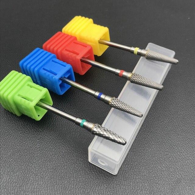 1pc Dental Tungsten Carbide Burs Dental HP Tungsten burs Dental Lab Burs Cross Cut