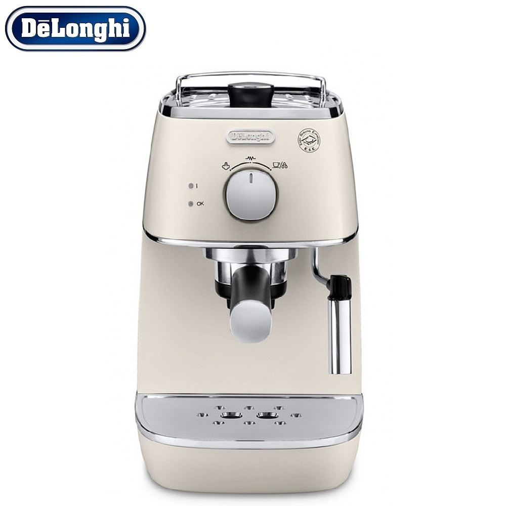 Coffee Makers Delonghi ECI 341.W home kitchen appliances brew making hot drinks drip Cafe household