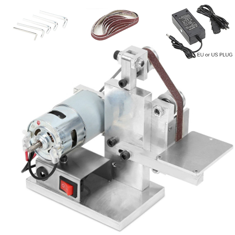 Groovy 175 X 110 X 140Mm Diy Mini Belt Sander Bench Mount Grinder Ocoug Best Dining Table And Chair Ideas Images Ocougorg