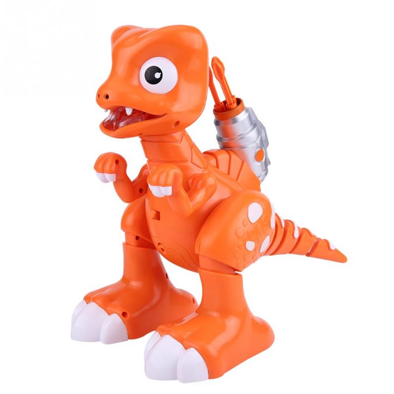Remote Control Dinosaur Electric RC Toys Walking Rechargeable Toy for Boys Gifts