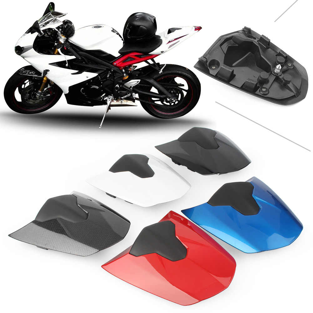 Incredible Motorbike Rear Pillion Passenger Cowl Seat Back Cover Ibusinesslaw Wood Chair Design Ideas Ibusinesslaworg