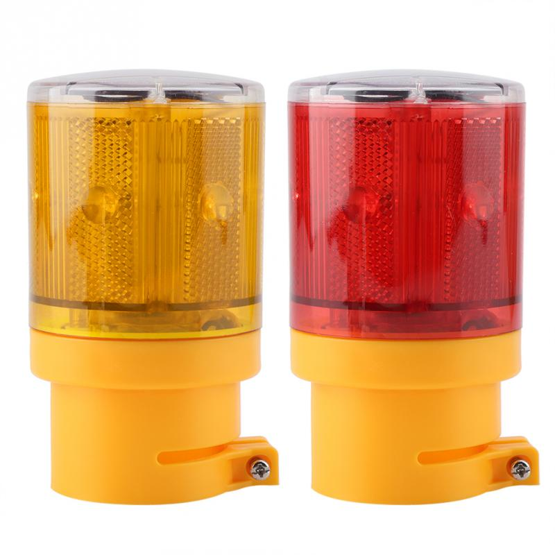Alarm Lamp Security Alarm Multi-function Led Warning Light 1 Layer Tricolor Folding Led Warning Lamp Flashing Sos Lamp Safety Indicator Light