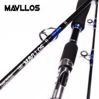 Mavllos 1.8M 2.1M Super Hard Saltwater Fishing Rod Line Weight 30 50Lb Target Sea Fish Boat Fly Fishing Jigging Rod