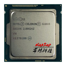 Procesor Intel Celeron G1840 2.8 GHz Dual-Core podwójny z gwintem procesor CPU 2 M 53 W LGA 1150