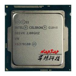 Intel Celeron G1840 2.8 GHz Dual-Core Dual-Thread CPU Processor 2M 53W LGA 1150